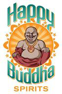 happy buddha spirits logo