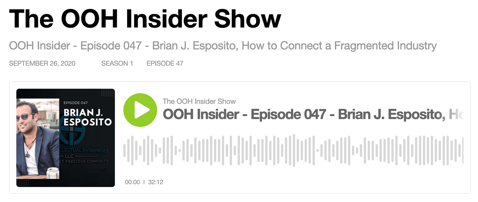 the ooh insider show