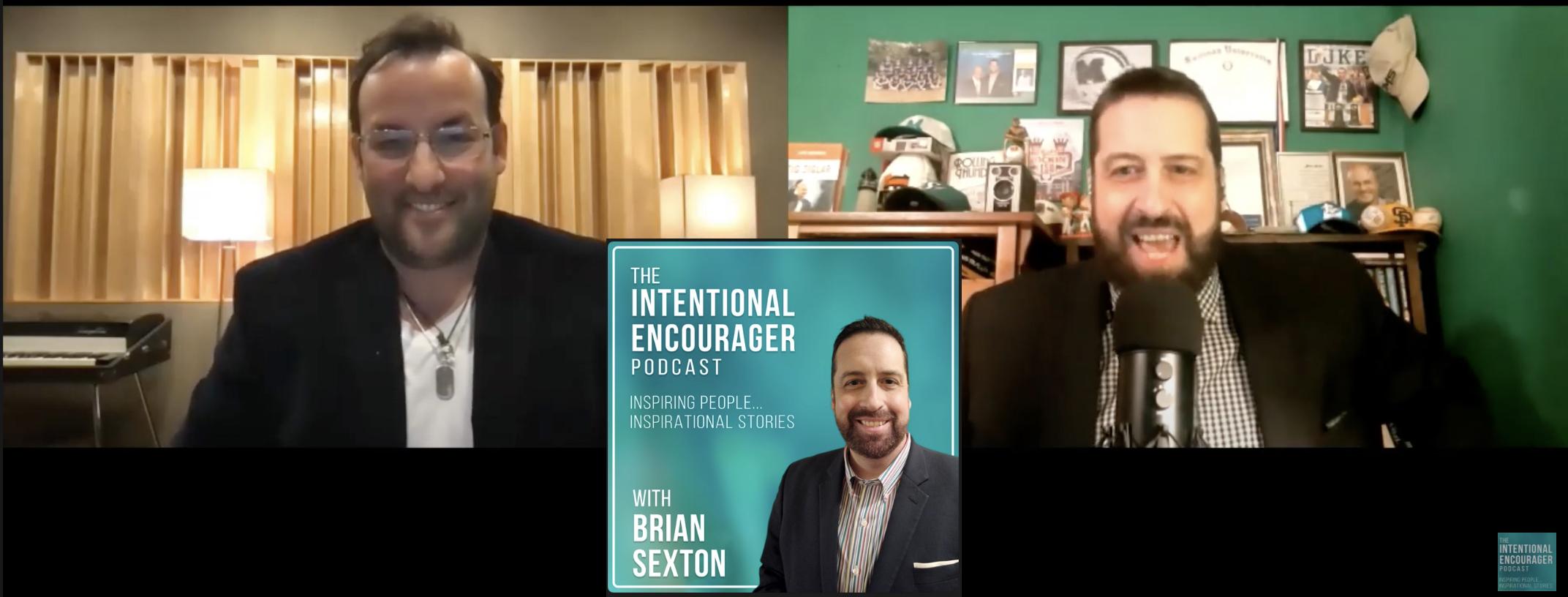 Episode 93 with Advisor, Public Speaker and Founder and CEO of Esposito Intellectual Enterprises Brian J. Esposito
