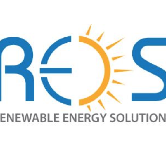 renewable energy glass logo