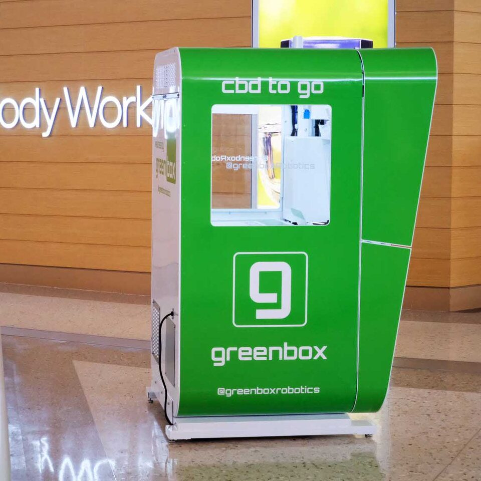greenbox machine